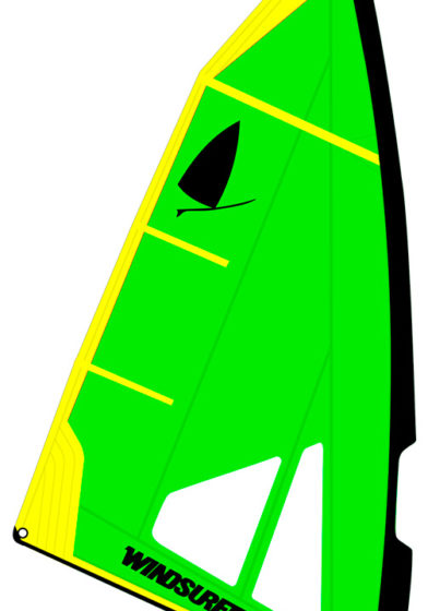 Windsurfer-SAIL_GREEN